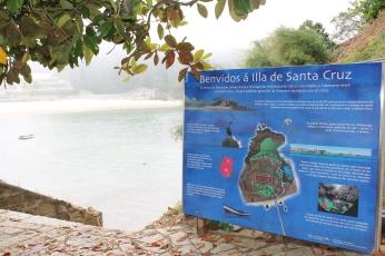 Bienvenidos a la Isla de Santa Cruz